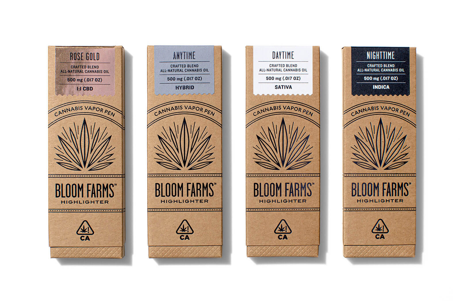 Bloom Farms Packaging Design