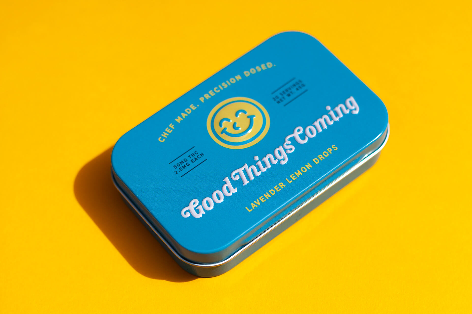 Good Things Coming Edible box